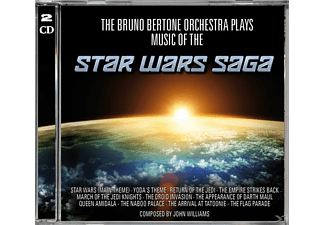 OST/Bruno Bertone Orchestra - Star Wars Saga - (CD)