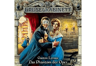Gruselkabinett 4: Das Phantom der Oper - 1 CD - Horror