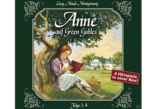 Anne auf Green Gables Box 01 - (CD)