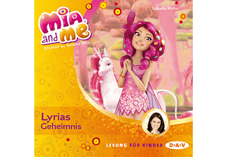 Mia and me - 03: Lyrias Geheimnis - (CD)