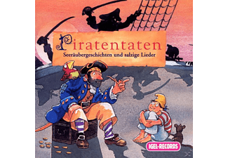 VARIOUS - Piratentaten - Seeräubergeschichten Und Salzige Lieder - (CD)