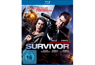 Survivor - (Blu-ray)