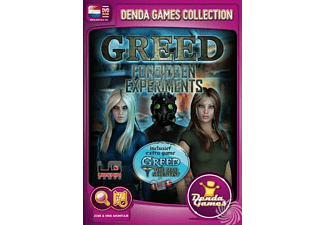 Greed - Forbidden Experiments + Greed - The Mad Scientist | PC