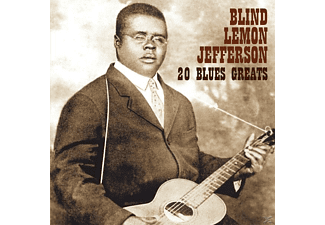 Blind Lemon Jefferson - 20 Blues Greats - (CD)