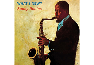 Sonny Rollins - What's New - (CD)