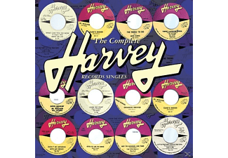 Various - Complete Harvey Records - (CD)