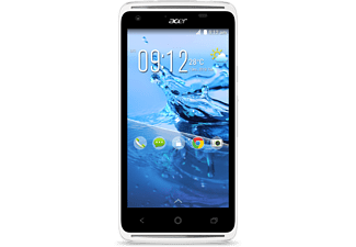 ACER Liquid Z410 Duo 8 GB Wit + Lebara-simkaart