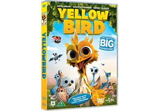 Yellowbird Animation / Tecknat DVD