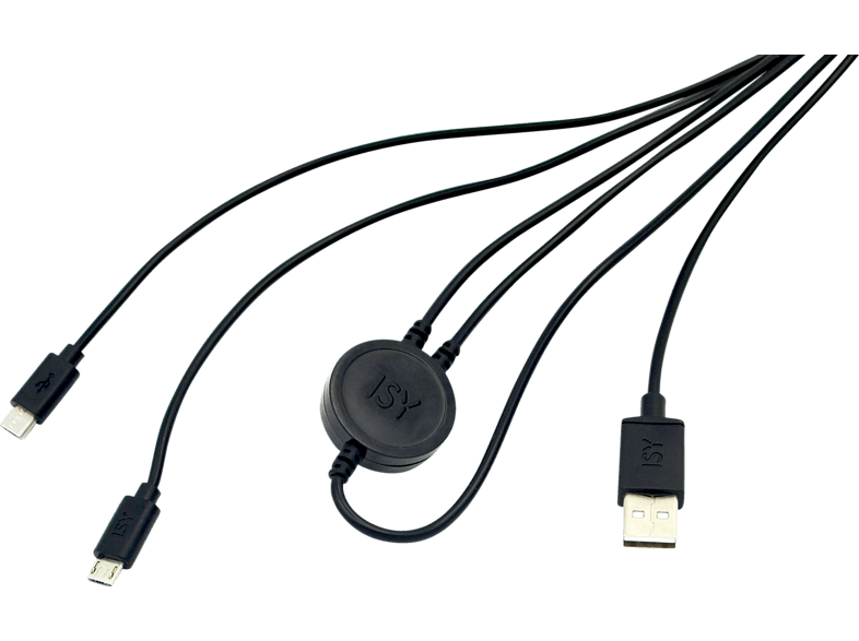 ISY IC-601 PS4 Dual Charging καλώδιο gaming απογείωσε την gaming εμπειρία αξεσουάρ ps4