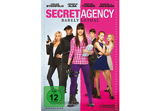 Secret Agency - (DVD)