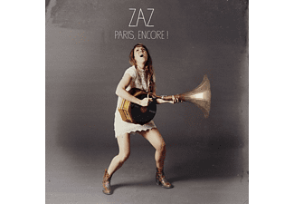 Zaz - Paris, Encore! (CD + DVD)