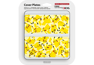 NINTENDO New 3DS Covers Pikachu Crowd