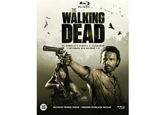 Walking Dead - Seizoen 1-5 | Blu-ray