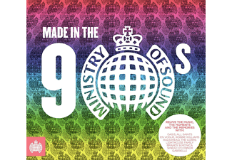 VARIOUS - Ministry Of Sound-Made In The 90s - (CD)