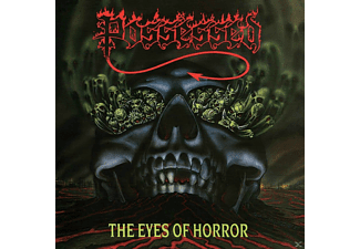 Possessed - The Eyes Of Horror (Ltd.Clear/Red Splatter Viny - (Vinyl)