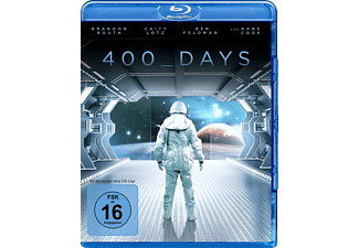 400 Days - The Last Mission [Blu-ray]