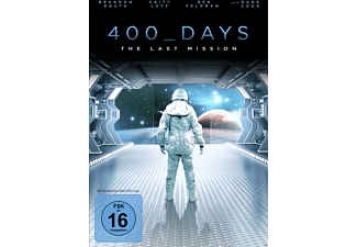400 Days - The Last Mission - (DVD)
