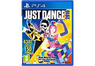 ARAL Just Dance 2016 PlayStation 4