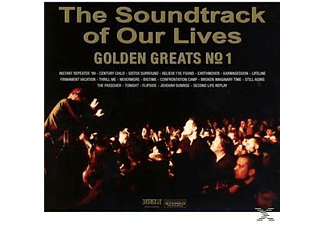 The Soundtrack Of Our Lives - Golden Greats No 1 - (CD)