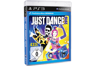 ARAL Just Dance 2016 PlayStation 3