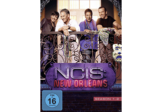 Navy CIS New Orleans – Season 1.2 - (DVD)