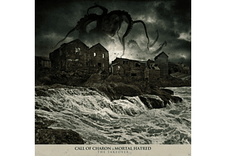 Call Of Charon, Mortal Hatred - The Takeover (Split Ep) [CD]