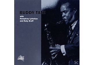 Buddy Tate - With Humphrey Lyttelton And Ruby Braff [CD]