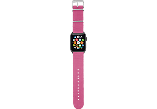 TRUST Nylon Wristband för Apple Watch 42mm - Rosa