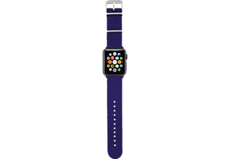 TRUST Nylon Wristband för Apple Watch 42mm - Blå