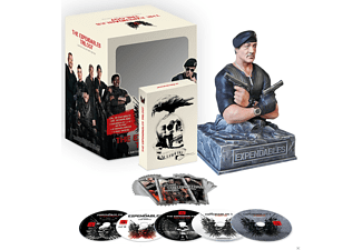 The Expendables Trilogy (Limited Collector's Edition) [Blu-ray]