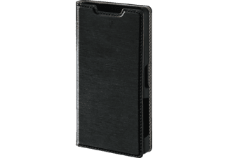 HAMA Slim, Bookcover, Xperia Z5 Compact, High-Tech-PU, Schwarz
