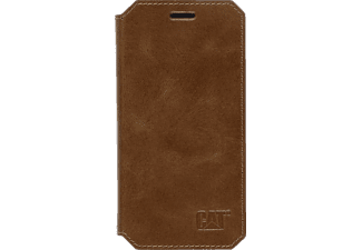 Active Signature Leather Bookcover Samsung Galaxy S6 Leder (Obermaterial) Braun