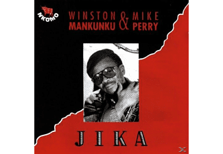 Winston Mankunku, Mike Perry - Jika - (CD)