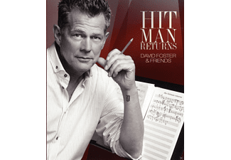 David Foster, VARIOUS - Hit Man Returns [CD + Blu-ray Disc]