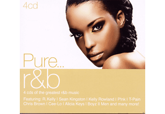 VARIOUS - Pure... R&B - (CD)