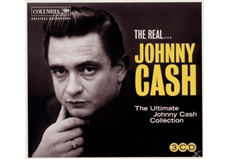 Johnny Cash - The Real Johnny Cash - (CD)