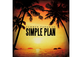 Simple Plan Feat. Sean Paul - Summer Paradise (2-Track) - (5 Zoll Single CD (2-Track))