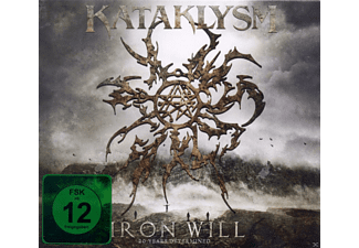 Kataklysm - Iron Will - 20 Years Determined - (CD + DVD Video)