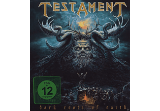 Testament - Dark Roots Of Earth [CD + DVD Video]