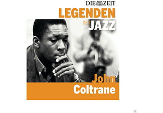 John Coltrane - Die Zeit-Edition-Legenden Des Jazz:John Coltrane - (CD)