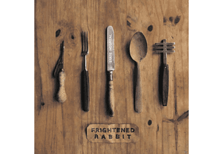 Frightened Rabbit - State Hospital [Maxi Single CD]