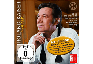 Roland Kaiser - Affären - Fan Edition - (CD)