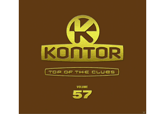 VARIOUS - Kontor Top Of The Clubs Vol.57 [CD]