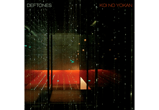 Deftones - Koi No Yokan + T-Shirt L [CD]