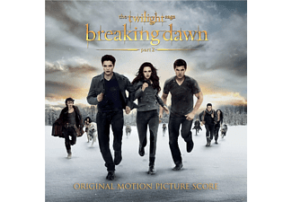 Burwell Carter - The Twilight Saga: Breaking Dawn (Ost) - (CD)