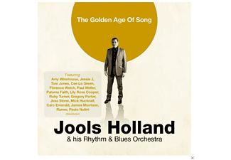 Jools Holland, Rhythm & Blues Orchestra - The Golden Age Of Song - (CD)