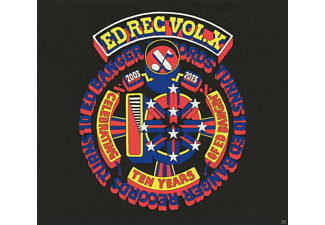 VARIOUS - Ed Rec Vol.10 [CD]