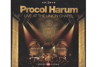 Procol Harum - Live At The Union Chapel (Cd+Dvd) [CD + DVD]