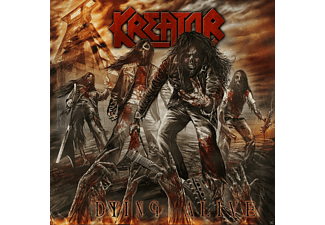 Kreator - Dying Alive (Limited Edition) - (CD)