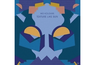 Mo Kolours - Texture Like Sun - (CD)